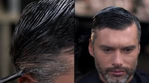 how to color hair to blend in gray grey blend collection by grooming for men youtube