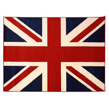 Purple Union Jack Rug Donnieann American Patriot Design Union Jack British Flag Multi 5
