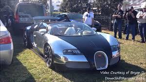 yellow and silver bugatti bugatti veyron sang bleu and blue r35 gt r youtube