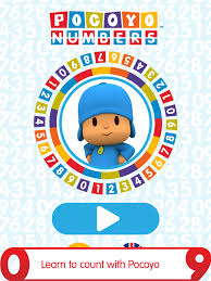 pocoyo numbers 1 2 3 free android apps google play