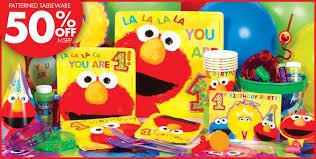 1st birthday party supplies elmo 1st birthday party supplies birthday ideas