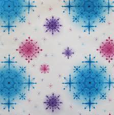 vintage gibson atomic christmas gift wrap wrapping paper colored