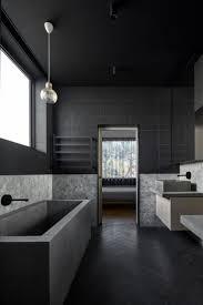 pictures of black bathrooms best 25 black bathrooms ideas on