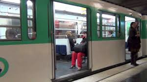 Paris Subway Paris Metro Subway System Metro De Paris Youtube