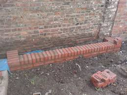how to build a garden wall how to build a stone wall for an