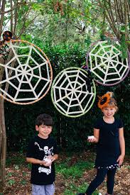 how to make a spider web for halloween sock spiders aka something to do with single socks besides a