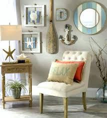 theme wall coastal cottage wall decor ideas wall ideas