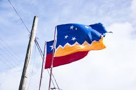Chilian Flag Travel Blog Os Peripateticos