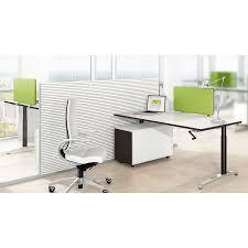 Schreibtisch L Form Canvaro Schreibtisch Typ L Von Assmann Büromöbel 160 Cm Tief 62