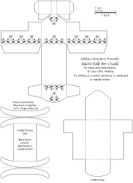 Free Diy Doll Furniture Plans by Cut Out Furniture Templates