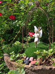 garden idyllic large fairy garden houses prettify your home