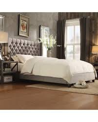 Fabric Platform Bed Don U0027t Miss This Deal On Crawley Upholstered Platform Bed