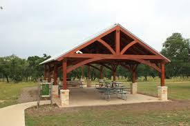 timber frame outdoor living pavilion pergola u0026 gable designs