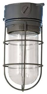 barn light fixtures vapor tight 1 2 box mounted fixture with wire guard barn light