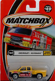 matchbox chevy silverado 1999 amazon com matchbox hammer and nails 1999 chevrolet silverado
