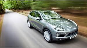 porsche cayenne diesel mpg porsche cayenne diesel 2011 review by car magazine