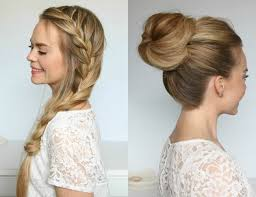 different hair buns how to clip in extensions for different hairstyles sue