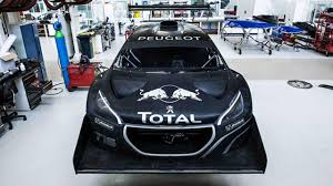 peugeot america exclusive up close with loeb u0027s peugeot 208 t16