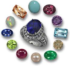 rings with birthstones birthstones zodiac anniversary gemstones for jewelry at gemselect
