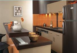 Plans De Cuisines Ouvertes by Indogate Com Decoration Salon Cuisine Americaine