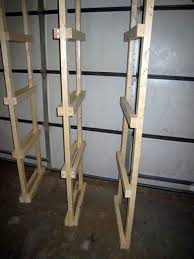 Free Standing Wood Shelves Plans by Best 25 Basement Storage Shelves Ideas On Pinterest Diy Storage