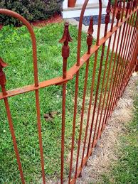 4 Ft Fence Panels With Trellis Wrought Iron Fence To Enclose Yards 3 Foot Tall