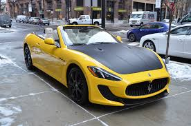maserati convertible 2015 2015 maserati granturismo mc convertible mc stock m415 for sale