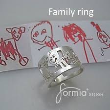 mothers day rings family ring 299 formia design