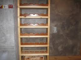 Diy Wood Wine Rack Plans by Build Wine Rack Interior4you