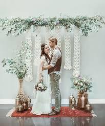 wedding backdrop trends the 2016 wedding trend 27 amazing wedding decor