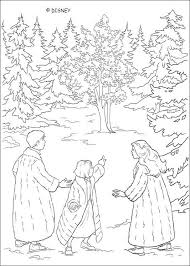 narnia magical forest coloring pages hellokids