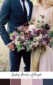 shades of purples 10 stunning autumn wedding colour palettes chic vintage brides