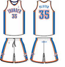 oklahoma city thunder jerseys is it time for a new look welcome
