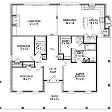 1 story house plans modern house plans 2 bedroom 1 story plan small bungalow open