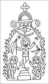 history of tattoo design traditional coptic resurrection tattoo flash pinterest tattoo