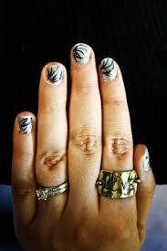 109 best nails images on pinterest make up feather nail designs