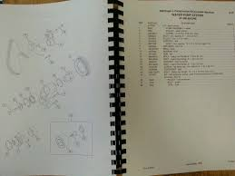 case 580 super l 580sl loader backhoe parts manual book 8 9931 ebay