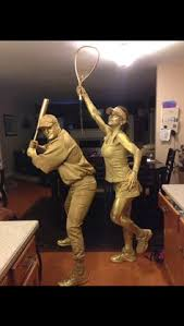 baseball trophy halloween costume contest at costume works com