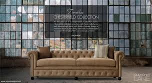Chesterfield Sofa In Living Room by Handcrafted Living Room Furniture In India Gulmohar Lane