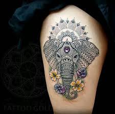 60 best elephant tattoos u2013 meanings ideas and designs elephant