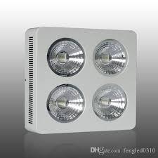 most efficient grow light 2015 4 100w cob 400w led grow light cob 7 band 4 x32x3w grow chip