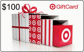 $100 Target Gift Card Giveaway – Open Worldwide!