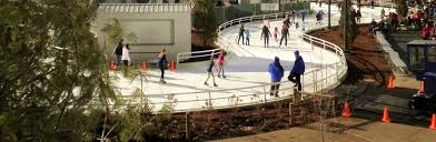 best places to ice skate in chicago year round