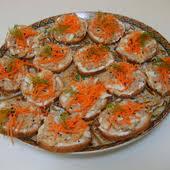 canap au thon recettes avec canape la cuillère