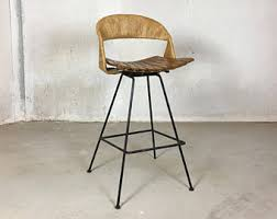 Counter Height Swivel Bar Stool Bar Stool Etsy