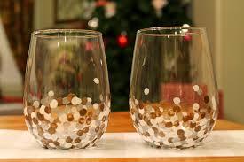Short Decorative Wine Glasses — TEDX Designs The Beautiful of