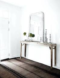 Lucite Console Table Lucite Console Table View Full Size Marble Foyer Table And Mirror