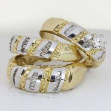 Trio Wedding Ring Sets by Top 25 Wedding Ring Sets With Images