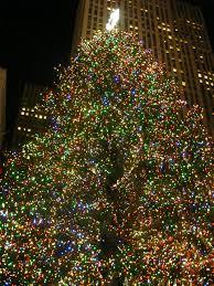 lighting of nyc christmas tree 2014 christmas lights decoration