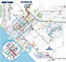 Miami Beach Bus Map Santa Monica Bus Map
